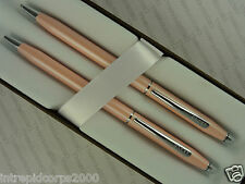 Cross Century Classic Pearlescent Pink 2014 Limited Edition  Pen Pencil set