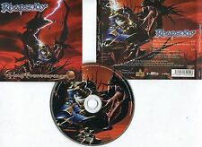 "RHAPSODY ""Holy Thunderforce"" (CD) 2000 3 titles"
