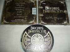 DREAMS OF DAMNATION - Epic tales of vengeance CD 2006   Dark Angel