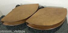 Pair Exclusive/TAD EH-321L wooden horn unit for JBL, TAD, Altec * VG+++ cond
