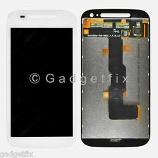 OEM White Motorola Moto E 2015 2nd Gen XT1527 XT1528 LCD Digitizer Touch Screen