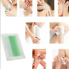 10 Sides Leg Body Hair Removal Depilatory Wax Strip Papers Waxing Nonwoven Pro F
