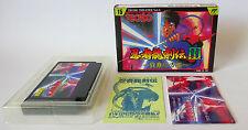 NINJA RYUKENDEN III ( Ninja Gaiden 3 ) Tecmo * Nintendo Famicom JPN