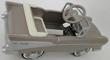 Pedal Car 1957 Chevy Chevrolet Rare Custom Sport Hot Rod Metal Midget Show Model
