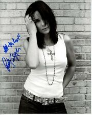 PATTY SMYTH Signed Autographed SCANDAL Photo WIFE OF JOHN MCENROE