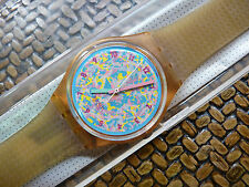 SWATCH ROSEHIP GP100 (LEER)