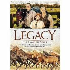 Legacy western Complete Episodes TV Series DVD Cullen Family Collection Show Lot