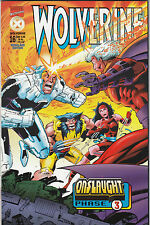 Wolverine série 1. (allemand) # 16-Onslaught 3-Marvel 1998-top