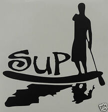 STAND UP TONDA Board (VAS) Adesivo / Decalcomania Sport Acquatici / Barca / Kayak / Canoa