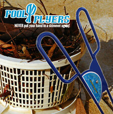 Pool Plyers -  Pool Skimmer Cleaner and Maintenance Tool for Cleaning Skimmers