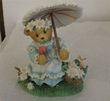 Cherished Teddies Kimberly Figurine Summer Brings A Season of Warmth 203335