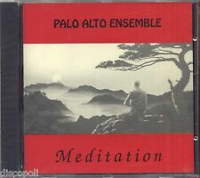 PALO ALTO ENSEMBLE - Meditation - ORLANDO ANDREUCCI CD 1991 SIGILLATO SEALED