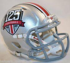 OHIO STATE BUCKEYES (125th Anniversary) Riddell Speed Mini Helmet