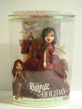 BIGGEST SALE! Bratz Katia Holiday Collectors Doll + Exclusive CHRISTMAS ORNAMENT