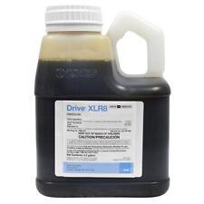 Drive XLR8 Herbicide 1/2 Gallon 64 OZ. kills crabgrass quinclorac free shipping