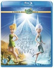 Tinker Bell And The Secret Of The Wings (Blu-ray, 2013)