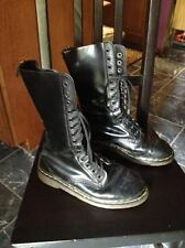 Vintage Dr Martens Boots Air Wair - 1990's - High Boots - With Bouncing Soles
