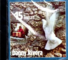 "DANNY RIVERA - ""15 TEMAS DE AMOR""- CD ORIGINAL"