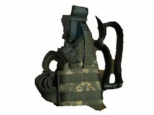 Five Piece 1 SET ACU MOLLE MILITARY ARMY SURPLUS EAGLE IND UNIVERSAL 92F HOLSTER