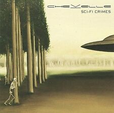 Sci-Fi Crimes by Chevelle (CD, Aug-2009, Epic) tool sevendust disturbed megadeth