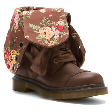 Dr. Martens Women's Triumph 1914  Brown Wyoming Victorian US 8 EU 39 UK 6 LAST!
