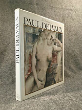 The Drawings of Paul Delvaux by Maurioce Nadeau. (1967) Very scarce.