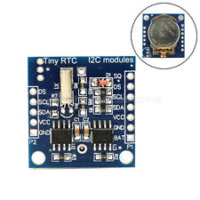 I2C AT24C32 DS1307 Real Time Clock Module Data e Ora 56 bytes per Arduino PIC