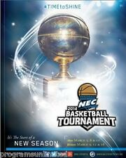 2015 NCAA NEC OFFICIAL BASKETBALL PROGRAM MEN'S FINAL FOUR SHIP 3/20 LIMITED