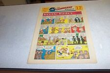 COMICS THE OVERSEAS WEEKLY 24 JULY 1960 BEETLE BAILEY THE KATZENJAMMER KIDS
