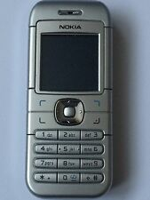 Nokia 6030 - Silver (Unlocked) Mobile Phone