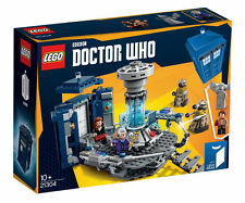 #21304 LEGO DOCTOR WHO TARDIS [IDEAS] 623pcs AGE 10+ RARE SPECIAL EDITION!