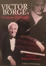 Victor Borge's Timeless Comedy DVD Itzhak Perlman PBS New
