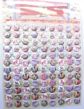 mix 10 Pcs  My little pony Badge Button Pins Children Party Gifts Diameter 25mm