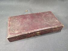 12 ANCIENS COUTEAUX DE TABLE XIXè COFFRET NAPOLEON 3