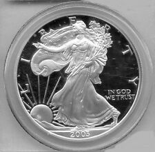 2003-W 1 oz. Proof Silver American Eagle Coin,Contains 1 oz of .999 fine Silver