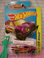 Case G 2015 i Hot Wheels OFF TRACK #79∞Purple Haze; 27∞MMSB RACING∞Road Rally