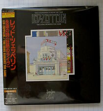 LED ZEPPELIN - The Song Remains The Same JAPAN MINI LP 2CD OBI NEU AMCY-2439-40