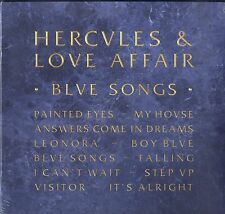 HERCULES & LOVE AFFAIR Blue Songs LP NEW Sigillato