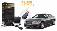 Flashlogic Remote Start for Chrysler 300 2008-2011 Remote Starter Easy Install