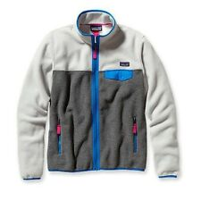 Patagonia cerniera intera Snap-T Donna Giacca In Pile, s, Nickel