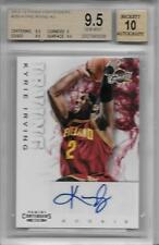 2012-13 Kyrie Irving Panini Contenders Auto RC... BGS 9.5 Gem Mint