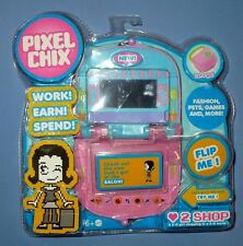 MATTEL 2006 PIXEL CHIX LOVE TO SHOP 3-D INTERACTIVE NEW SEALED