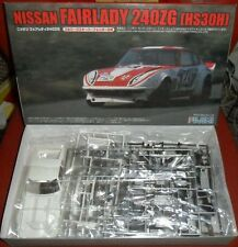 037684 NISSAN FAIRLADY 240ZG (HS30H)  Fujimi 1:24 plastic model kit