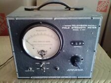Antique Field Strength Meter Model A-460 Approved Electronic Instrument Corp.