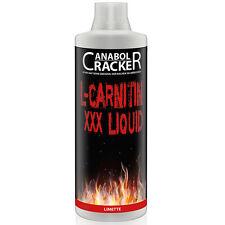 L-Carnitin XXX Liquid Diät 1L Flasche Diät Fatburner schnell Abnehmen Fatburner