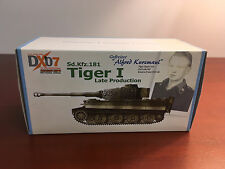 Dragon Armor 1:72 Tiger 1, Late Production, Kurzmaul, Eastern Front, No. 60320