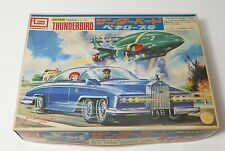 Imai Vintage Space Science Series Thunderbird FAB-1 Model Kit.