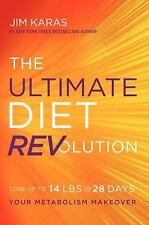 The Ultimate Diet REVolution by Jim Karas (2015, Hardcover)