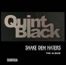 Black, Quint: Shake Dem Haters Explicit Lyrics Audio Cassette