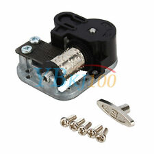 Wind Up Musical Movements Part With Screws Winder Fur Elise Music Box DIY HighQ